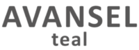 Avansel Empresa Teal Logo